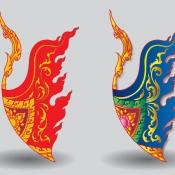 ธงลายไทย