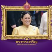 ป้ายเฉลิมพระเกียรติสมเด็จพระเทพฯ4