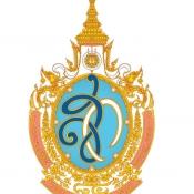 ตราสัญลักษณ์พระราชพิธีมหามงคลเฉลิมพระชนมพรรษา 84 พรรษา ราชินี